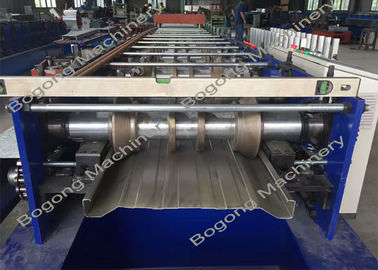 M Shape Sigma Highway Guardrail Roll Forming Machine 0 - 20m / min Szybkość formowania