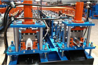 Twins Light Steel Keel Roll Forming Machine, Hat Ceiling Metal Forming Machines